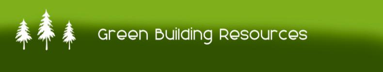 Green building resources