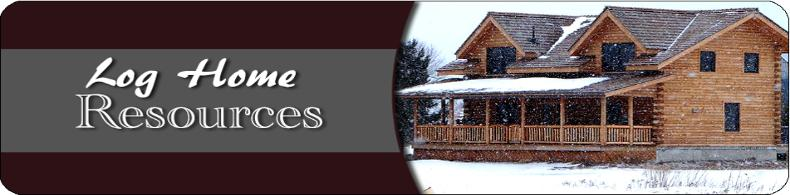 North Dakota log home builder